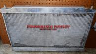 Godspeed aluminum radiator 1G DSM