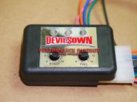 Devil's Own methanol progressive controller