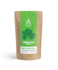 Siberian Ginseng (Eleuthero) 10:1 Concentrated Extract Powder