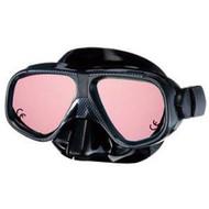 IST Vega Black Silicone Tinted Lens Mask