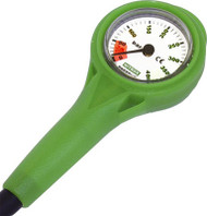 Dive Team Mini Scuba Diving Oxygen / Nitrox Gauge