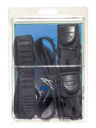 IST Sports Replacement  Fin Straps & Buckles Set