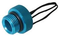 IST DIN Tank / Cylinder Valve Plug - Metal