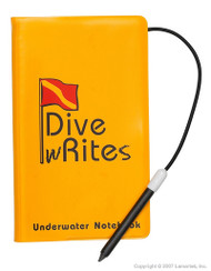 Dive Rite wRites Waterproof Notebook