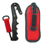 Dive Rite Cold Water Z-Knife with Daisy Chain Clip