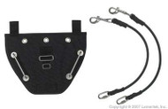 Dive Rite Buttplate & Bungees