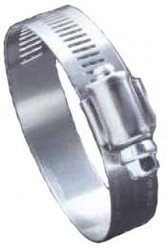 Dive Rite Stainless Small Clamp Band.
