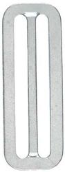 "Dive Rite  2"" Belt Slide Release - Stainless Steel. Pack of 2."