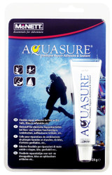 McNett Aquasure 28g Tube on Blister Card.