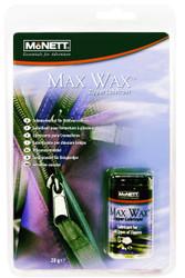 McNett Max Wax 3/4oz (21.3g) on Blister Card.