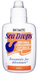 McNett Sea Drops & Lens Cleaner 37ml Bottle.
