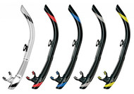 Atomic Aquatics SV1 Flex Snorkel. Colour Choice.
