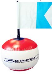 Round Surface Marker Buoy