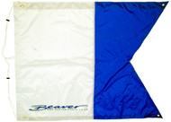 Beaver Large International 'A' Flag