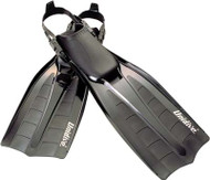 Unidive Open Heel Lightweight Fins, Colour & Size Choice