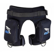 IST Neoprene Divers Holster. Size Choice
