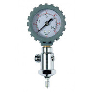 IST Intermediate Pressure Gauge with Bleeder Valve