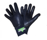 3mm Dry-Flex Superstretch Neoprene Gloves. Size Choice.