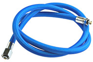 "Miflex Xtreme Blue LP Regulator Hose 3/8"" Standard Choice Of Sizes"