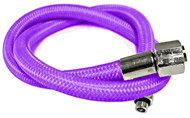 "Miflex Xtreme Purple LP Regulator Hose 3/8"" Standard Choice Of Sizes"