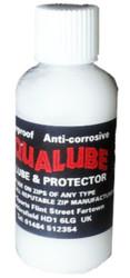 Beaver Sports Aqua Lube Zip Lubricant & Protector. 50ml Bottle