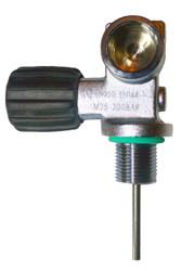 Beaver 300 Bar X-Flow Cylinder Valve M26 Thread M25X2 EN144