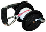 Northern Diver Military Weighted Search Line & Reel. 33m Line