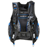 AquaLung Pro HD BCD Jacket in Black/Blue - Size Choice