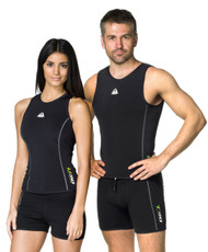 Waterproof Womens U30 Undervest 2mm - Size Choice