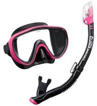 Tusa Ladies Serene Mask & Snorkel Set