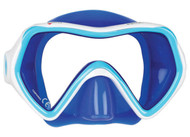 Mares Comet Junior Silicone Single Lens Mask - Colour Choice