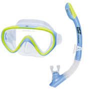IST Children's Uno Mask and Dry Snorkel Set