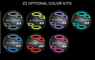 Atomic Aquatics Z3 Regulator Colour Kit - Colour Choice