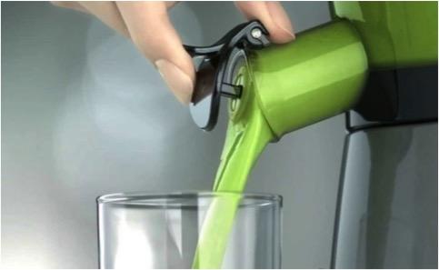 Omega vert vRT400 HDS Slow Juicer Silver - Juicers