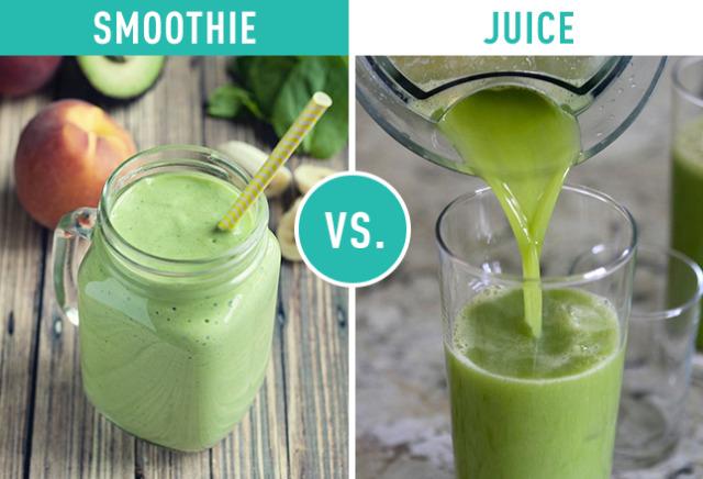 Slow Juicer Vs Smoothie : Juicers vs Blenders