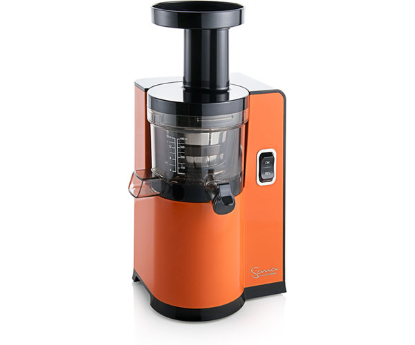 Sana By Omega Slow Juicer : Omega Sana Juicer Orange EUJ 808 - Juicers