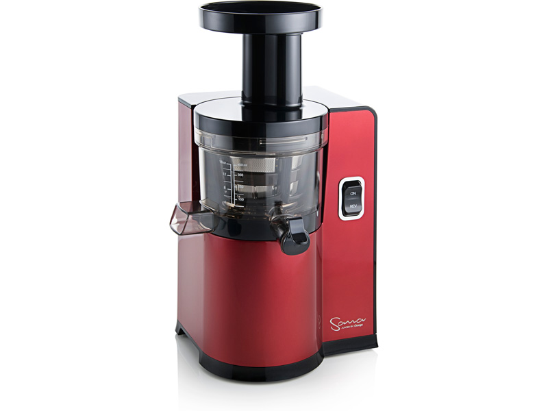 Omega Sana Juicer Ferrari Red EUJ 808 - Juicers