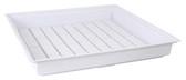 Flood Table 4x4 White