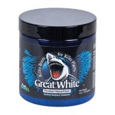 Great White's combination of beneficial bacteria, microorganisms and vitamins helps plants grow stronger, healthier roots that take better advantage of available nutrients and water. Great White can be used for hydroponic applications and as a drench for soil gardens.