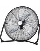 "Green Rooster 20"" Metal Floor Fan"