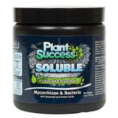 Plant Success Soluble is a rich source of the beneficial fungi mycorrhizae. Ectomycorrhizae colonize the outside of the root while endomycorrhizae colonize the inside, facilitating root development and ensuring more efficient usage of water and nutrients. Over time, soil quality is improved as foliage, fruits, and vegetables grow larger. Gardeners simply mix Plant Success Soluble with water and apply as a soil drench; soluble formulation may also be used with large particle sprayers emitting 300 microns.