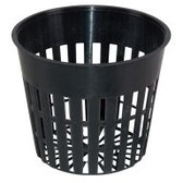 "These 3"" Flex Net Pots are just the right size for starting seedlings and propagating cuttings. They can accommodate most types of media, including 1"" rockwool cubes, Oasis cubes, Super Starter plugs, Hydroton, peat pellets and more. These pots are a great way to start plants and bring smaller plants or herbs to maturity."