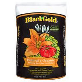 From outdoor container plantings to hanging baskets and indoor kitchen gardens, Black Gold Natural & Organic is fit for any project. A loamy mix rich in micronutrients, Natural & Organic contains Canadian sphagnum peat moss, compost, earthworm castings, perlite and pumice. Your customers can count on quality from every bag of Black Gold Natural & Organic!