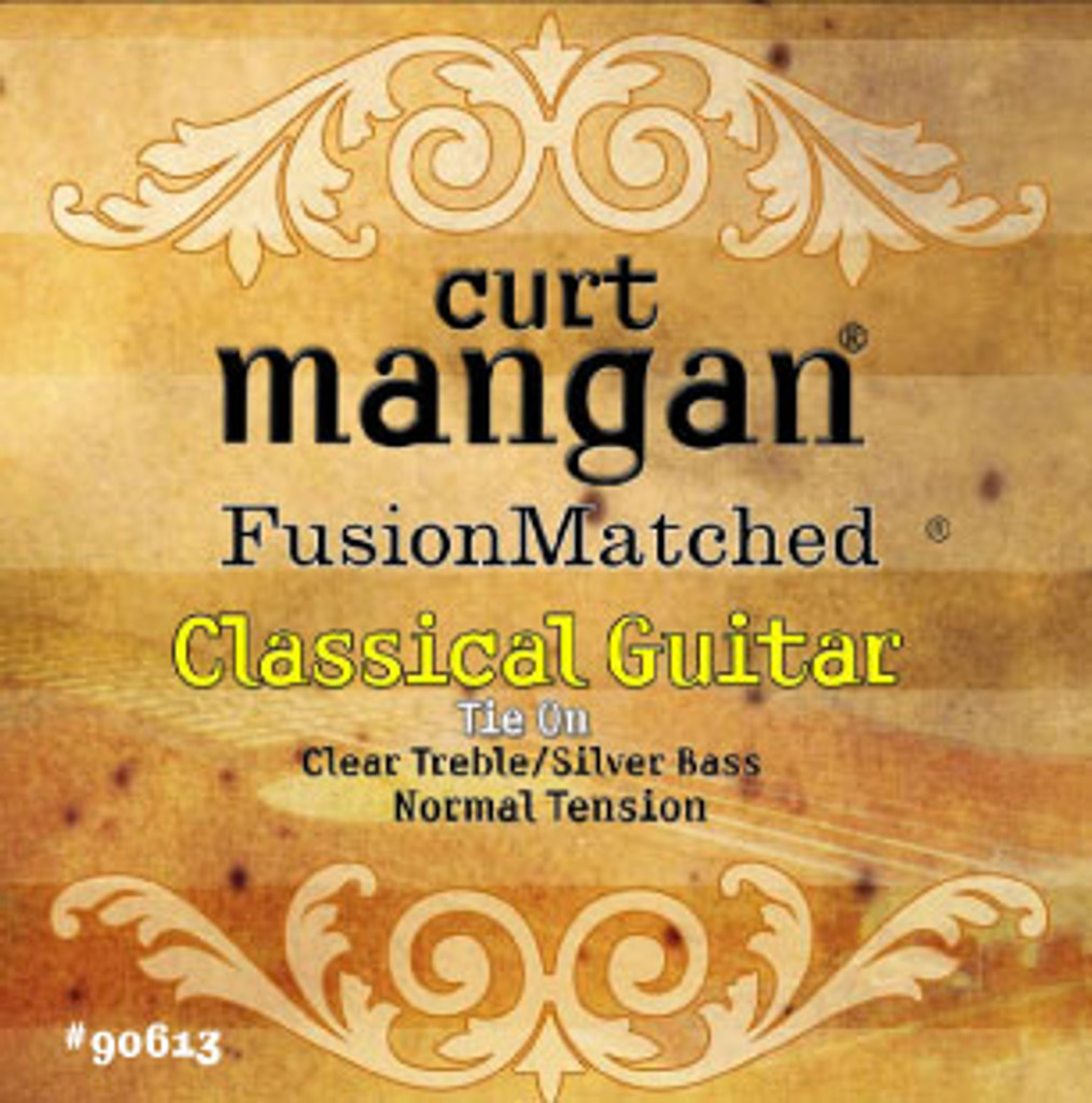Normal Tension Classical (Clear/Silver)