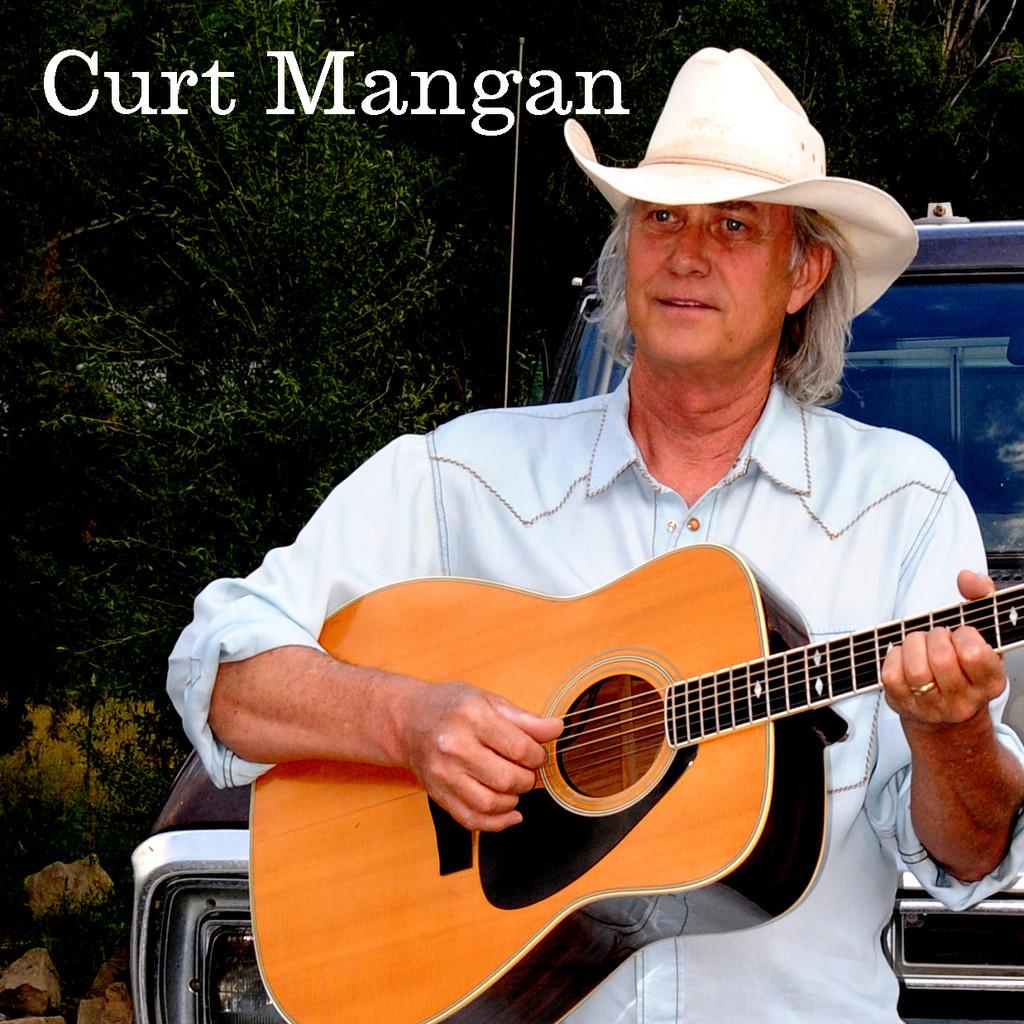Curt Mangan CD