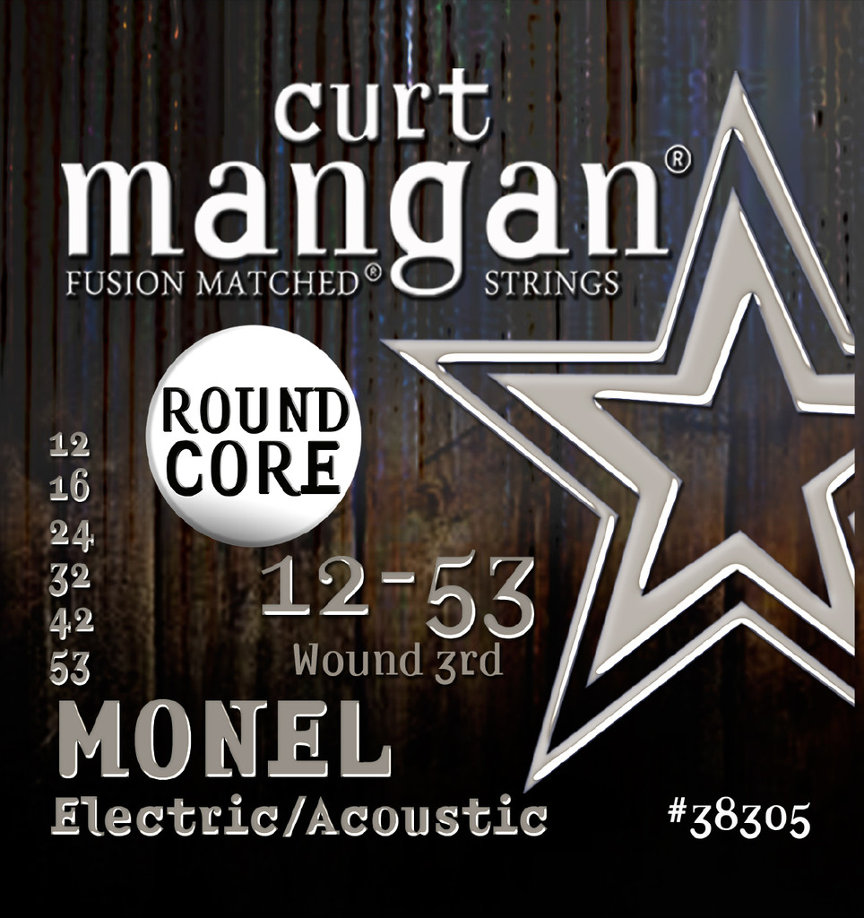 Monel Round Core 12-53 SIX PACK