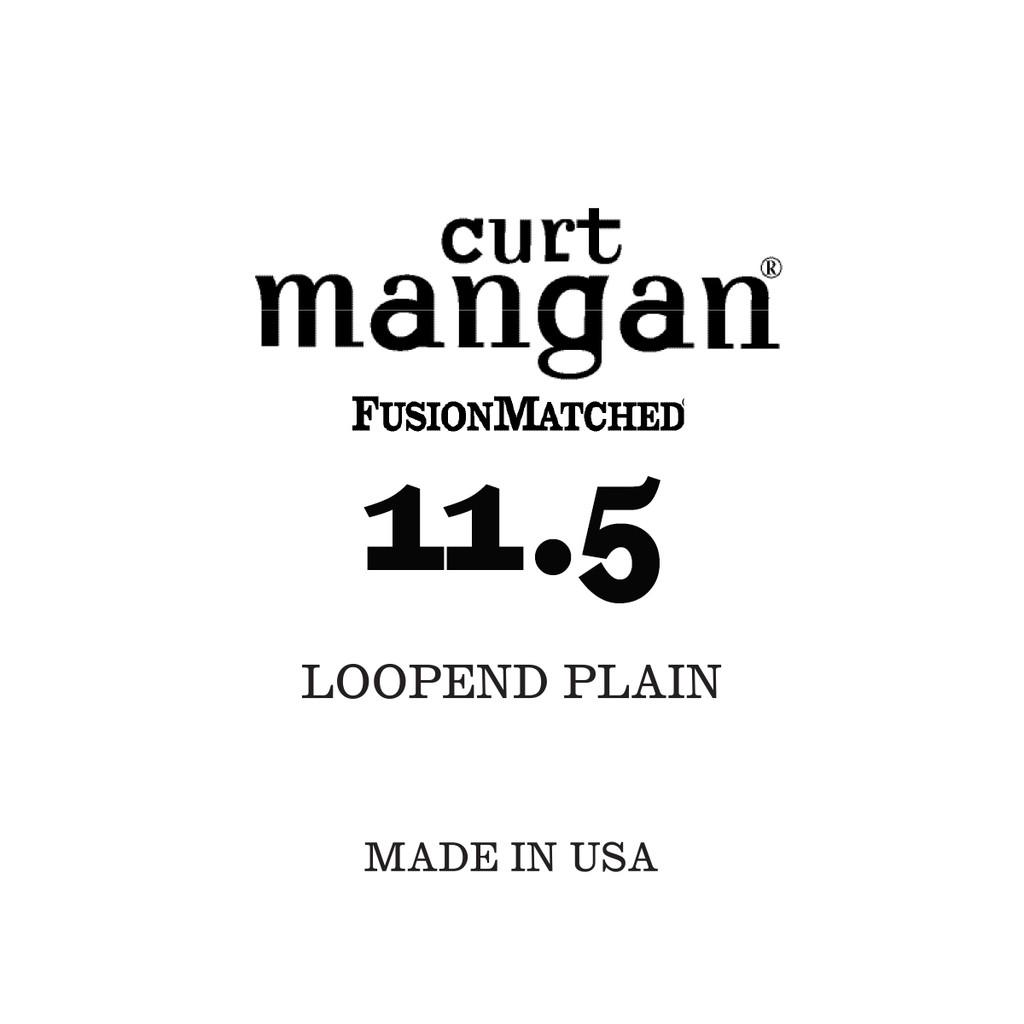 11.5 Plain Loop End Single String