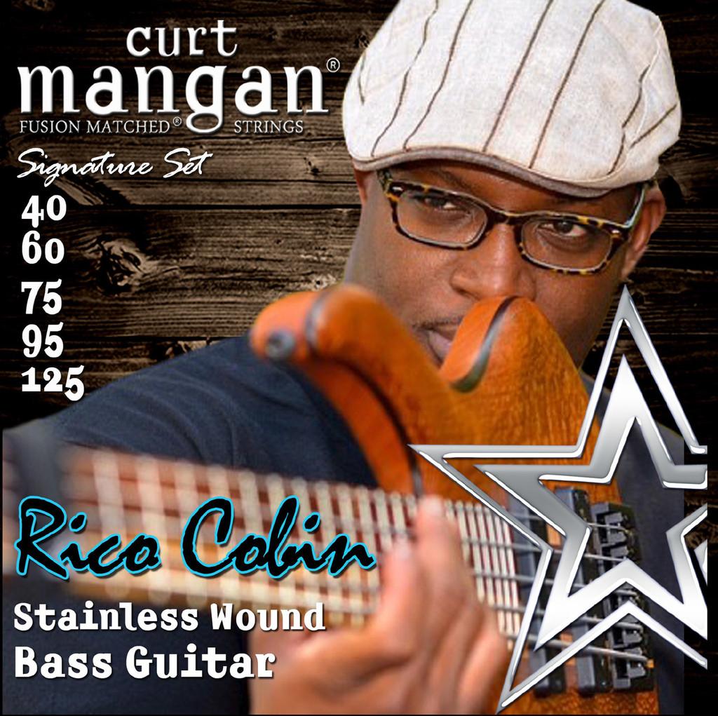 Rico Cobin Custom Stainless Bass 5-String