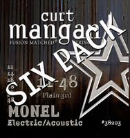 Monel Hex Core 11-48 SIX PACK