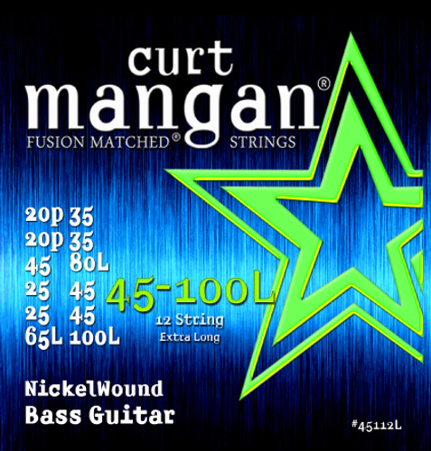 45-100 12-String Bass Extra Long